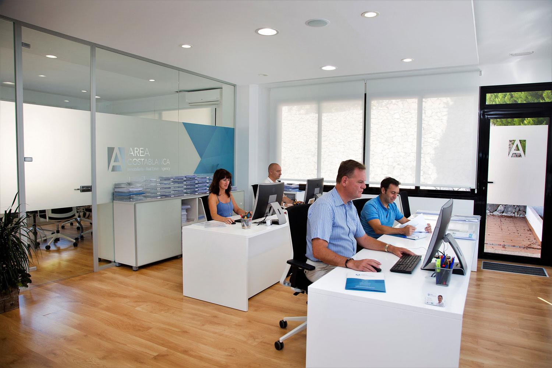 Oficina AREA Costa Blanca Benissa